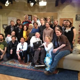 Big Bang Theory nd Stephen Hawking