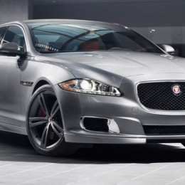 The new Jaguar XS