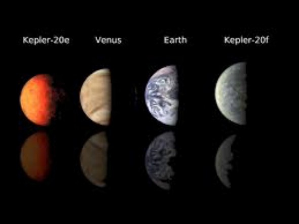 newest planets discovered - photo #32