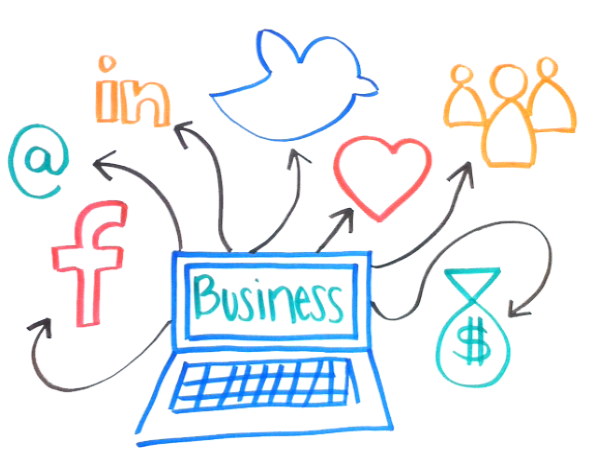 Social media can help your business