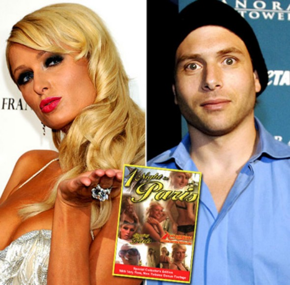 Rick salomon et paris hilton sex tape