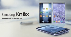 Samsung Knox Security Service