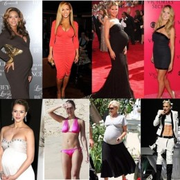 Female Celebrities That Lost Post-Baby Weight in a Snap