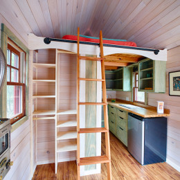 Tips and Tricks of Bringing a Tiny Home Interior to Life