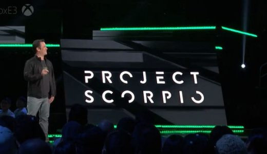 Xbox Scorpio – World's Most Powerful Gaming Console Yet