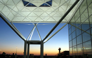 Stansted Airport, England