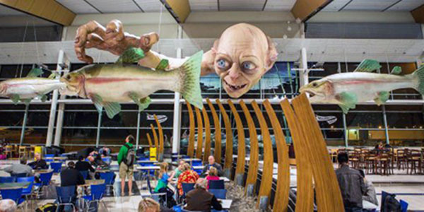 Wellington Airport, New Zealand