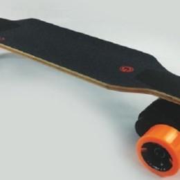 Yuneec E-Go Cruiser electric skateboard