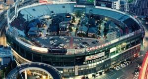 baseball court town