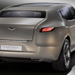 Aston Martin SUV