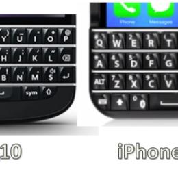 Blackberry VS Typo
