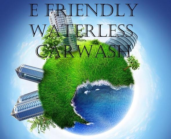 E Friendly Waterless Carwash
