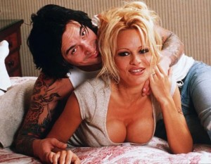 Pamela Anderson-Tommy Lee