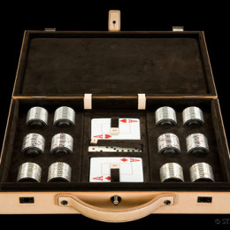 The coolest and most expensive poker sets ever made