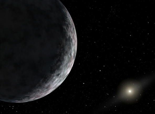 A new dwarf planet