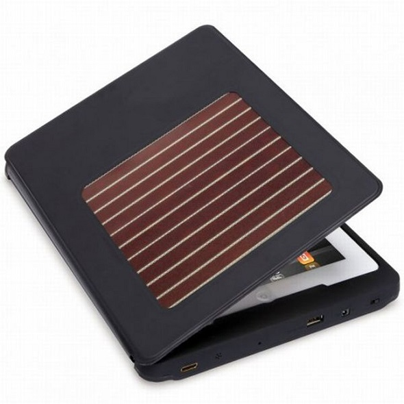 iPad solar cover