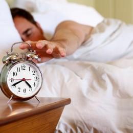 Set your alarm clock later