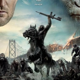 Dawn in the Planet of Apes