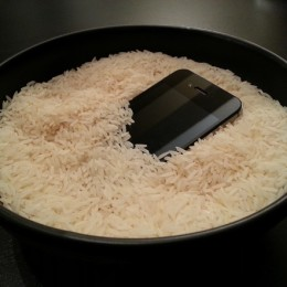 Rice will work its magic