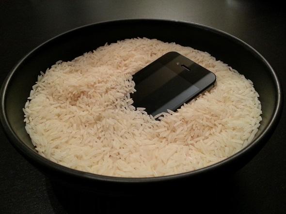 Rice will work its magic