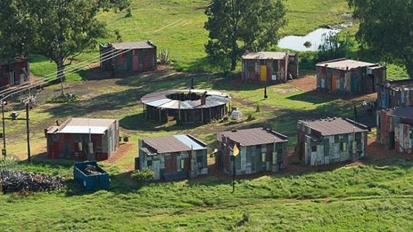 Shanty Town scenario