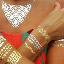 What's the Fuss over Flash Tats?