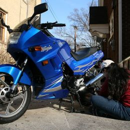 Why It Is Important to Maintain a Motorcycle?