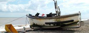Boating in Suffolk