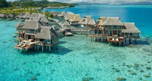 Book Overwater Villas in Bora Bora