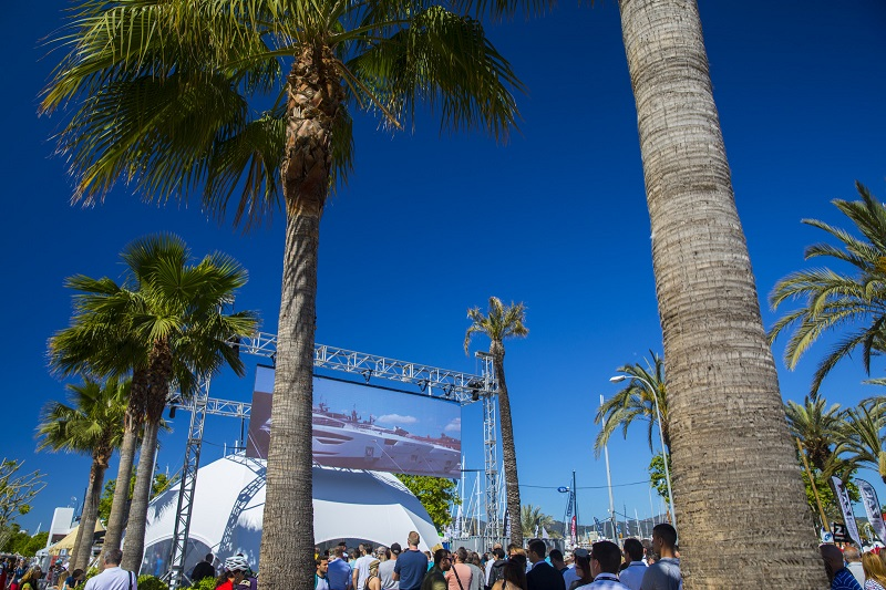 Palma-International-Boat-Show-Photo-StuartPearce-Entrance